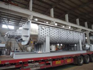 Industrial Sludge Hollow Blade Dryer for Chemical Industry pictures & photos