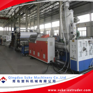 PE/PP Sheet Extrusion Production Machine Line-Suke Machinery pictures & photos