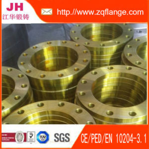 BS4504 Pn25 102 Lap Joint Flanges (SS400 flange) pictures & photos