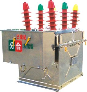 High-Voltage Vacuum Circuit Breaker (VCB ZW8-12, ZW8-12G) pictures & photos