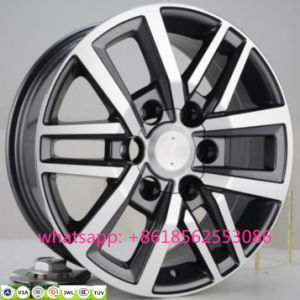 R17*7.5j R18*7.5j 20*8.5j 22*9j Alloy Wheel 6*139.7 Wheel Rims Toyota pictures & photos