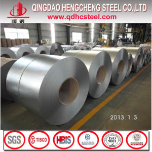 Hot DIP G550 Z60g Zinc Coated Gi Galvanized Steel in Coil pictures & photos