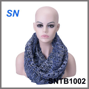 Latest Fashion Winter Infinity Scarf 2014 pictures & photos