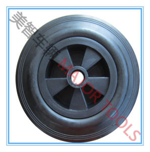 8 Inch Solid Rubber Wheel for Small Machinery pictures & photos