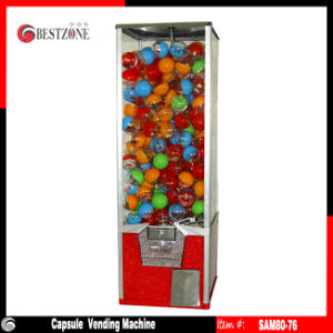 Capsule Vending Machine (SAM80-76) pictures & photos