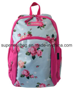 Rib-Stop/PU Full Printing Sports Bag with Good Quality