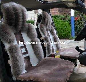 New Design Winter Warm Fur Car Seat Cushions