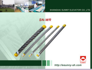 Synthetic Fibres and Natural Fibres for Elevator Rope (SN-WR Series) pictures & photos