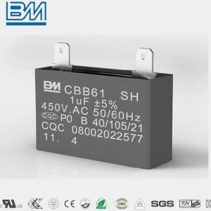 AC Motor Capacitor for Smash Paper Machine