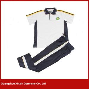 Wholesale Fashion School Unisex Wear Uniform (U34) pictures & photos