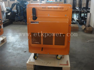 5kw Silent Diesel Generator with Emergency Response pictures & photos