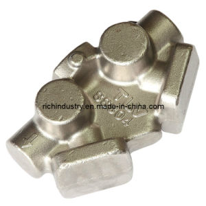 Quality Products Precision Forging Brass Valve Body Brass Forging/Valve Parts pictures & photos