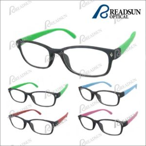 Popular Way Farer Plastic Reading Glasses with Rubber Finishing (RP461013) pictures & photos