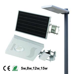 Solar Post Lanterns Outdoor Solar Powered Motion Sensor Lights Solar Street Light System pictures & photos