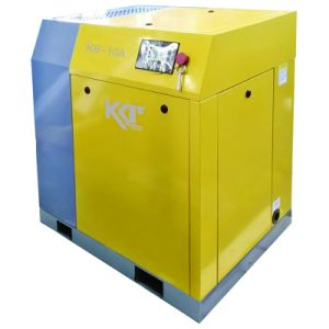 10HP/7.5kw Belt Driven Rotary Screw Compressor with CE&ISO9001 (KB-10A)