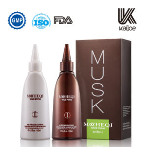 Musk Low Ammonia Hair Cold Wave Perm Lotion pictures & photos