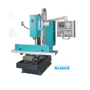 CNC Milling Machine Factory pictures & photos