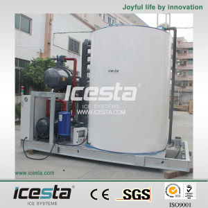 30ton Large Industrial Flake Ice Machine with Remote Controller pictures & photos