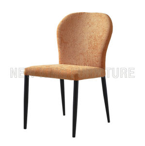 Modern Fashion Cheap Fabric Dining Chair (NK-DC006)