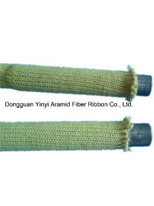 Cutting Resistant Hollow Aramid Fiber Insulating Webbing pictures & photos