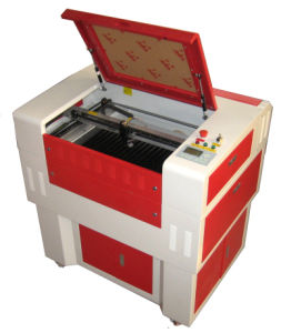 Small Size Laser Cutting Machine (Rabbit HX-4060SE) pictures & photos