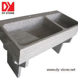 Stone Utility Sink : China Stone Laundry Tub (DY-LT002) - China Laundry Tub, Stone Sink