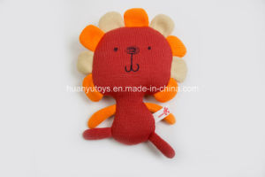 Factory Supply Knit Sweater Fabric Baby Toy Animals pictures & photos