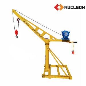 Construction Mini Crane Lifting Machine 200kg 300kg 400kg 500kg pictures & photos