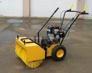 6.5HP 65cm Width Gasoline Sweeper with CE Approval pictures & photos