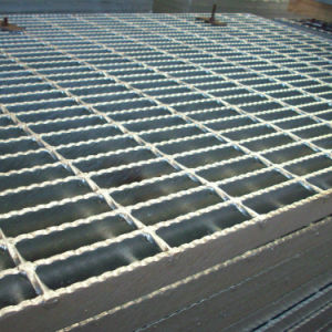 Platform Floor Galvanized Steel Grating pictures & photos