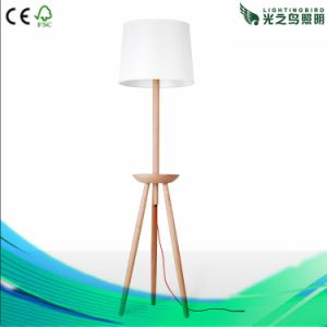 Decoration Wooden Floor Lamp Lighting for Bedroom and Living Room (LBMD-DL)