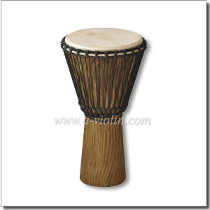 "24""*12"" Rope Djembe Drum with Carving on The Body (ADM12CB) pictures & photos"