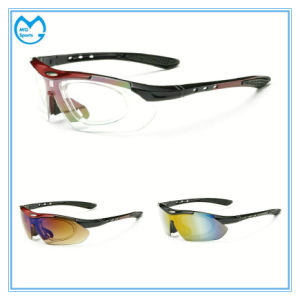 Discount Prescription Cycling Polarized Sports Sunglasses pictures & photos