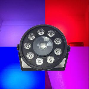 Factory Price LED Plastic PAR Light/RGBW LED Stage PAR Light pictures & photos