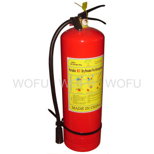 9kg Bc Dry Powder Fire Extinguisher pictures & photos
