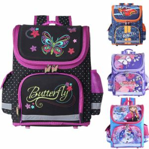 School Bag Pack for Student with Cartoon pictures & photos