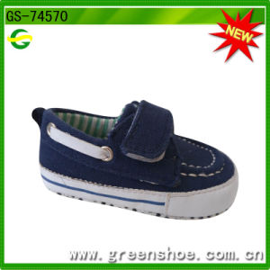 Good Selling Good Quality Cheap Wholesale Baby Shoes pictures & photos