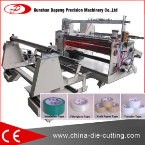 Fully Automatic Adhesive Tape Slitting Machine pictures & photos