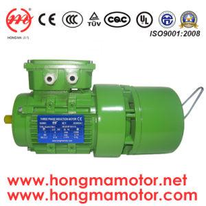 4pole 0.37kw Three Phase AC Brake Motor (712-4P-0.37KW) pictures & photos
