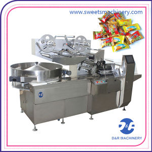 Automatic Packaging Machine High-Speed Hard Candy Packaging Equipment for Sale pictures & photos