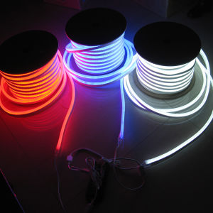 Cool White Flexible LED Neon Rope Light 80LEDs/M pictures & photos