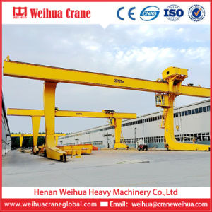 Rubber Tyre Gantry Crane pictures & photos