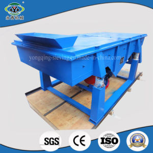 Widely Used Carbon Steel Linear River Sand Vibrating Sieve (DZSF1030) pictures & photos