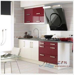 China 2015 new small kitchen designs ceramic tiles in for Kitchen designs dubai