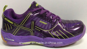 Professional Badminton Court Shoes for Women Ladies Footwear (515-3284) pictures & photos