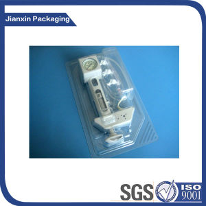 Clear Plastic Clamshell for Battery Charger Packaging pictures & photos
