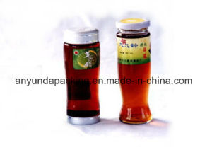 High Quantity Glass Beverage Jar with Cap for The People