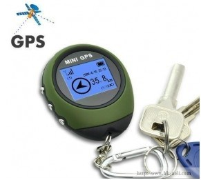 Keychain GPS Receiver Mini Tracker pictures & photos