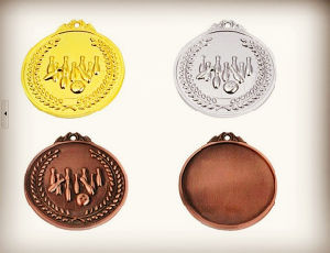 Promotional Bowling Medals for Advertising (JPT-401)