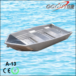13FT V Head Flat Bottom a Type Aluminium Boat pictures & photos